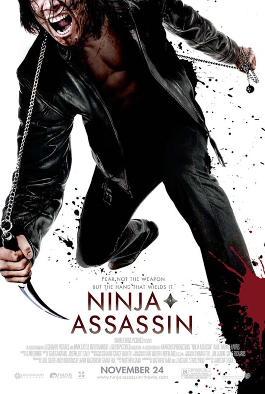 NINJA ASSASSIN: Ninja, Please…
